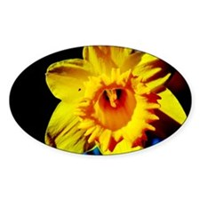 YELLOW FLOWER Decal
