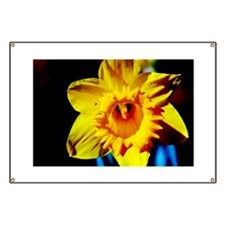 YELLOW FLOWER Banner
