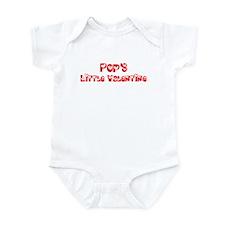 Pop/Valentine Infant Bodysuit