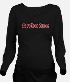 Antoine Santa Fur Long Sleeve Maternity T-Shirt