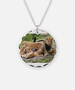 LION FAMILY Necklace