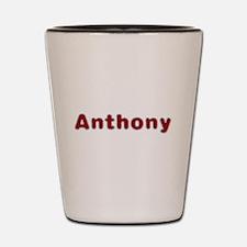 Anthony Santa Fur Shot Glass