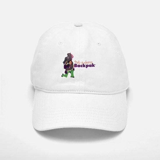 Pak-A-Derm Backpak Baseball Baseball Cap