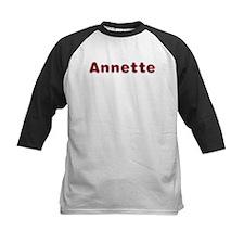 Annette Santa Fur Baseball Jersey