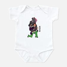 Pak-A-Derm Backpak Infant Bodysuit