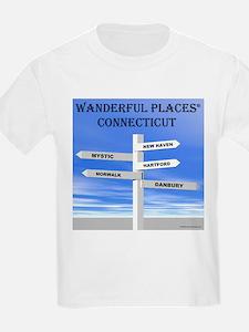 Connecticut Kids T-Shirt