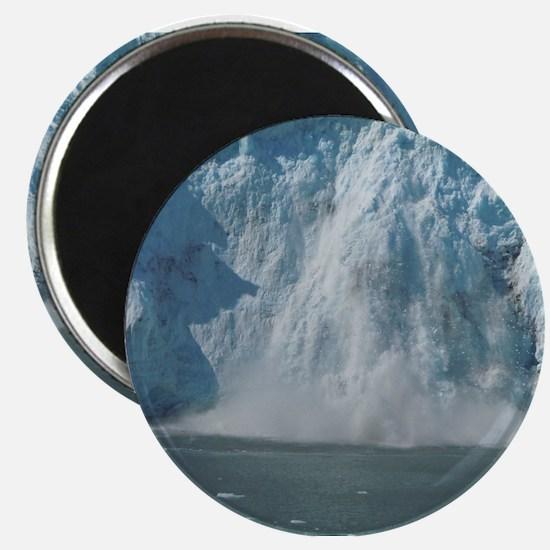 Alaskan Ice Fall Magnets