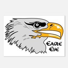 Eagle Eye Postcards (Package of 8)