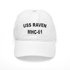 USS RAVEN Baseball Cap
