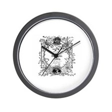 100% Authentic Stampin' Diva Wall Clock
