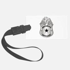 Gov - Security Officer Badge Luggage Tag