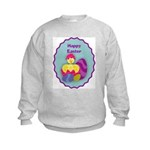 EASTER EGG Kids Sweatshirt