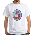 EASTER EGG White T-Shirt