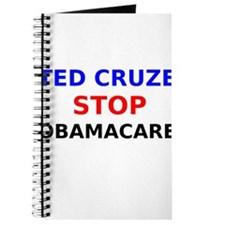 Ted Cruze Stop ObamaCare Journal