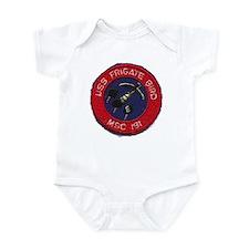 USS FRIGATE BIRD Infant Bodysuit