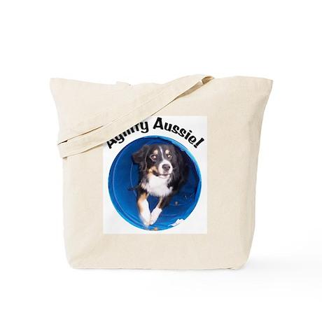 Agility Aussie Tote Bag