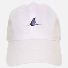 Shark Attack Baseball Baseball Cap