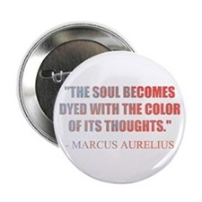 "The Soul Becomes Dyed | 2.25"" Button"
