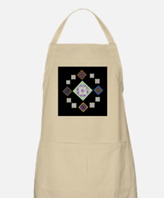 1881 quilting bee BBQ Apron