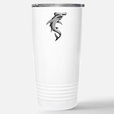 Hammerhead Shark Stainless Steel Travel Mug