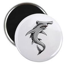 """Hammerhead Shark 2.25"""" Magnet (100 pack)"""