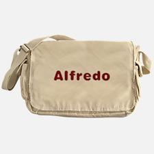 Alfredo Santa Fur Messenger Bag