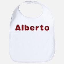 Alberto Santa Fur Bib