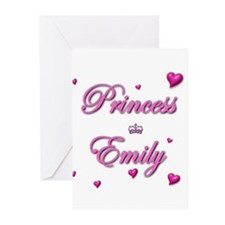 Princess Emily Greeting Cards (Pk of 10)