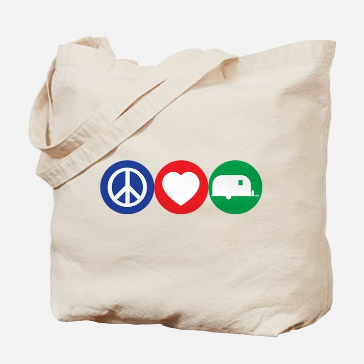 Cute Airstream Tote Bag