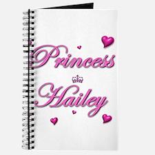 Cute Hailey Journal