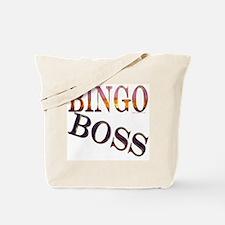 Bingo Boss Engrave MT Tote Bag