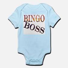 Bingo Boss Engrave MT Infant Bodysuit