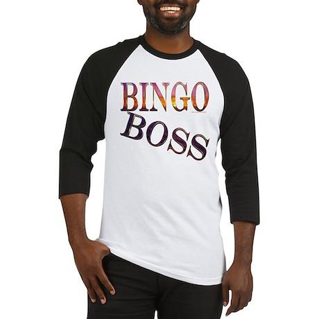 Bingo Boss Engrave MT Baseball Jersey
