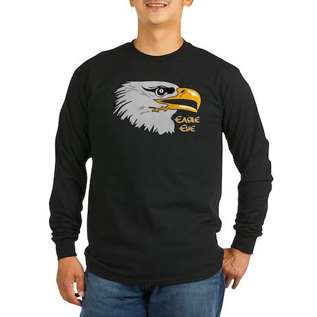 Eagle Eye 8 Ball Long Sleeve Dark T-Shirt