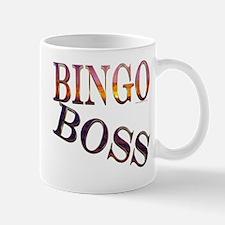 Bingo Boss Engrave MT Mug
