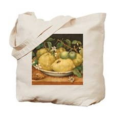 Still Life with a Bowl of Ctrons by Giova Tote Bag