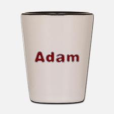 Adam Santa Fur Shot Glass
