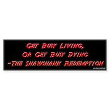 Shawshank Redemption - Living Bumper Stickers