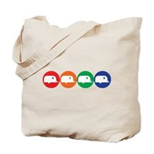 Cute Travel trailer Tote Bag
