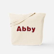 Abby Santa Fur Tote Bag