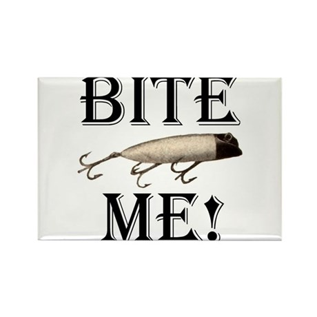 BITE ME! Rectangle Magnet (10 pack)