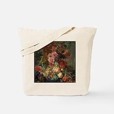 Fruit Piece by Jan van Huysum 1722 Tote Bag