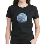 Earth Peace Corp Women's Dark T-Shirt