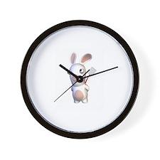 Cute Rave Wall Clock