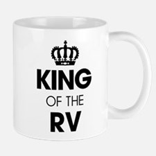 King of the RV Mug