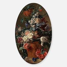 Vase of Flowers by Jan van Huysum 1 Decal