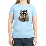 Raccoon Women's Light T-Shirt