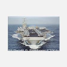 USS Dwight D. Eisenhower (CVN69) Magnets