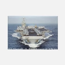 USS Dwight D. Eisenhower (CVN69) Magnets
