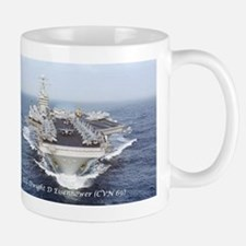 Uss Dwight D. Eisenhower (cvn69) Mugs